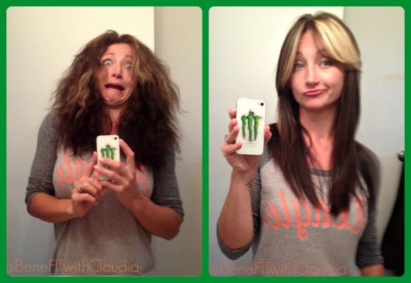 Hair comp